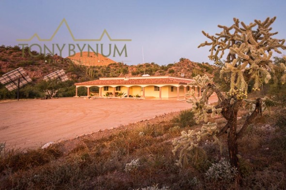 Hunting lodge, Sonora, Mexico