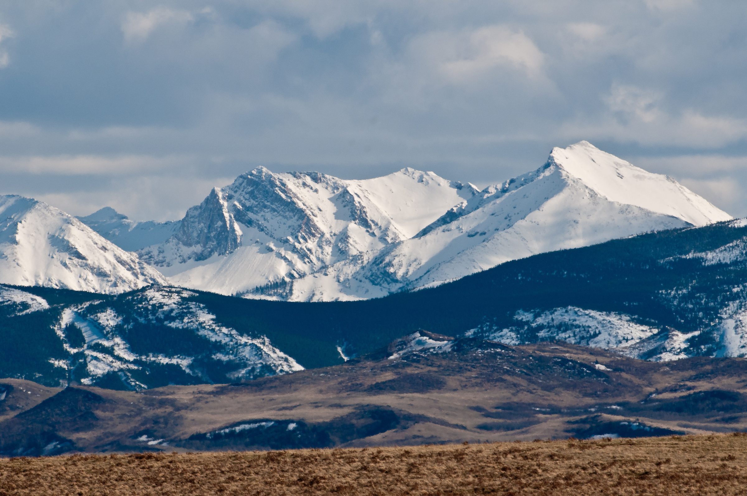 The Badger Two Medicine, Montana