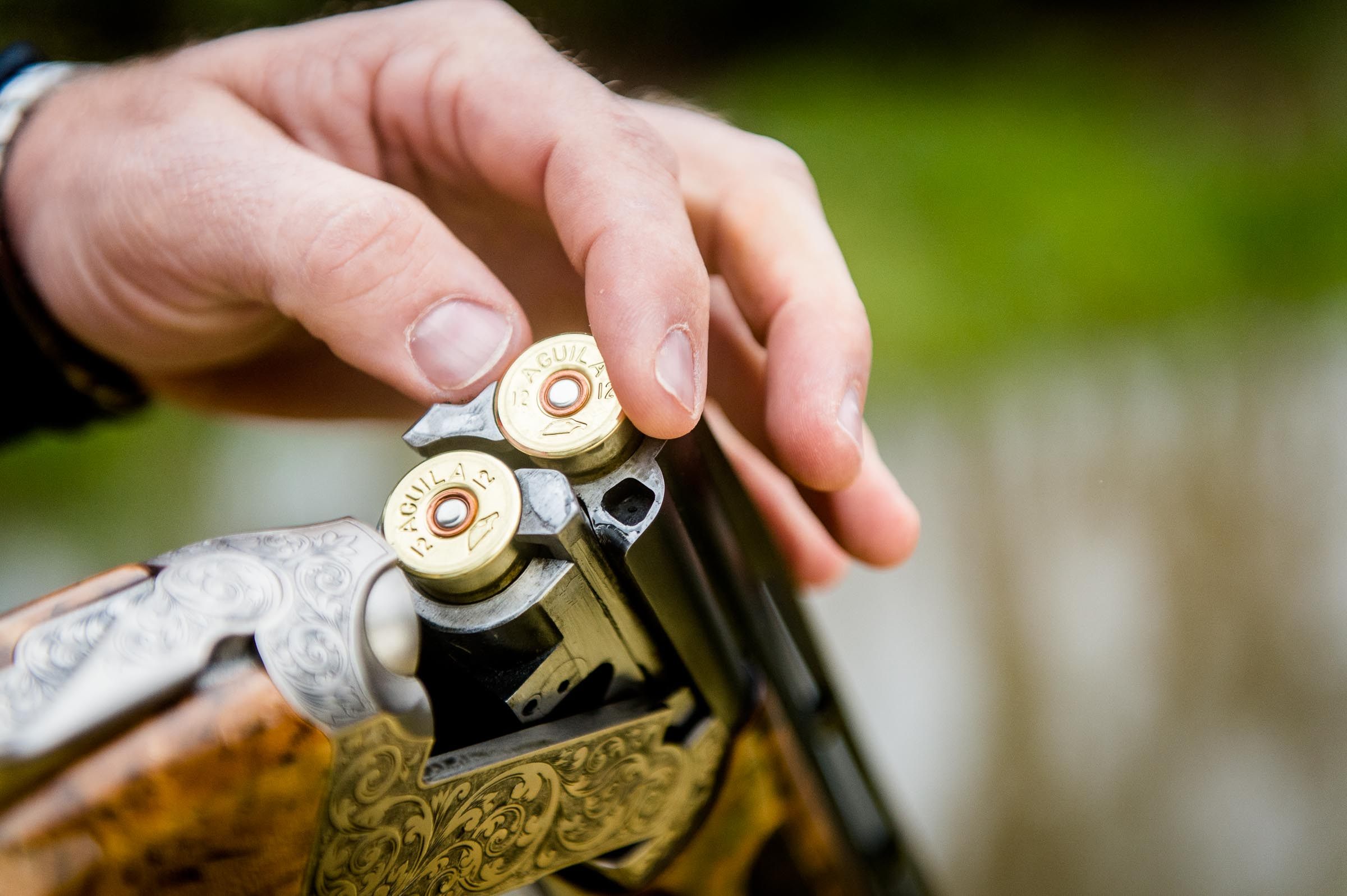 Aguila shotgun shells. © Tony Bynum