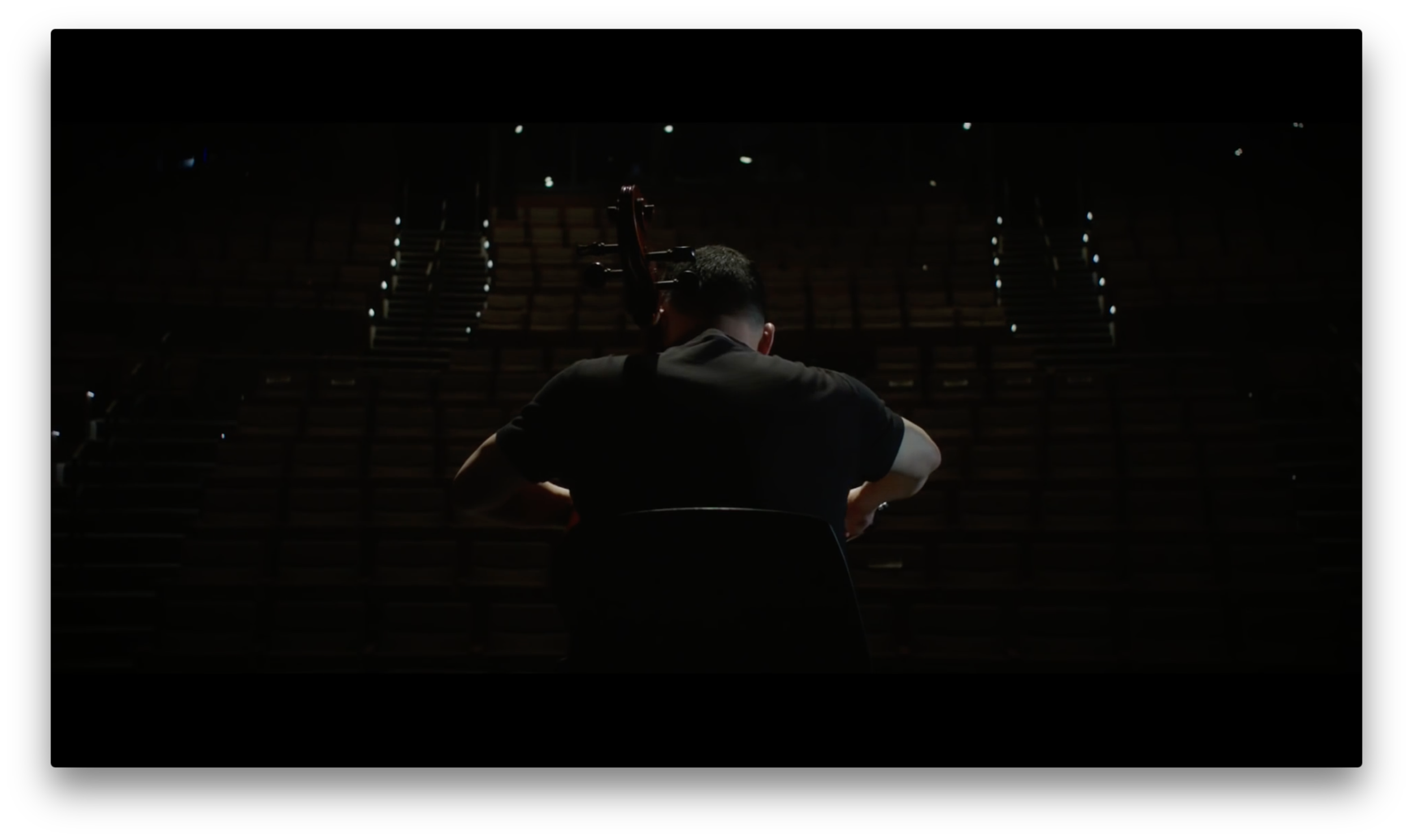 Bion Tsang at the ZACH Theatre • Filmed by Workhouse Creative