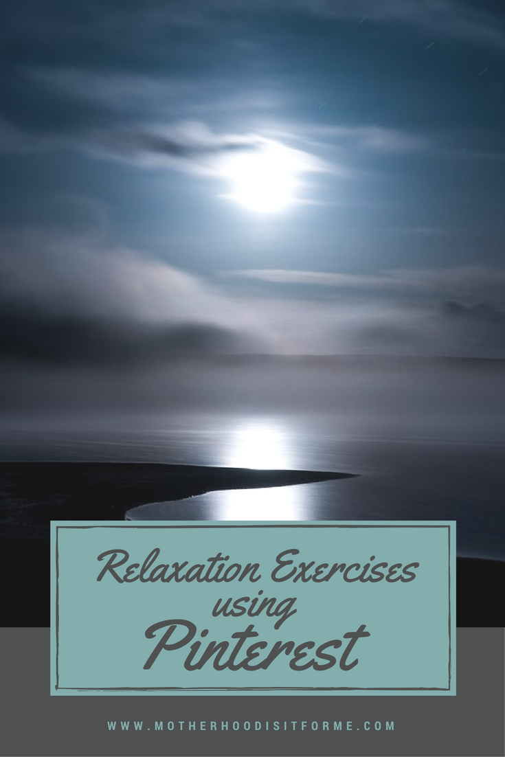 RelaxationonPinterest