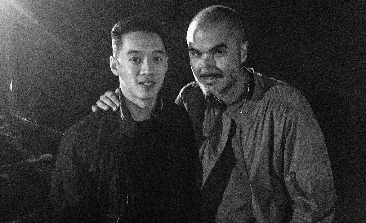 The Theorist & Zane Lowe at SXSW - Austin, Texas - March 17, 2016