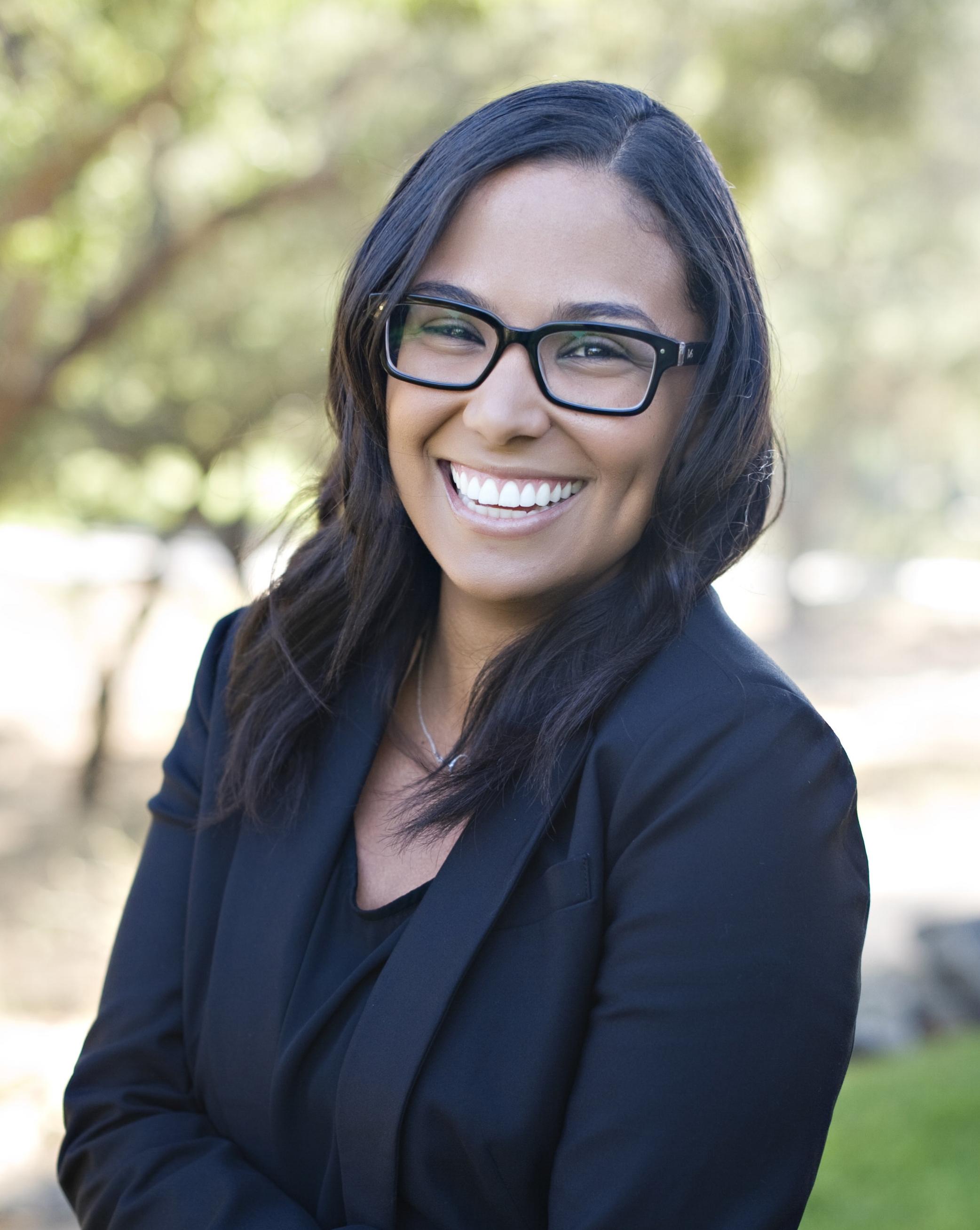 Iman Rosario: venue manager and wedding coordinator extraordinaire