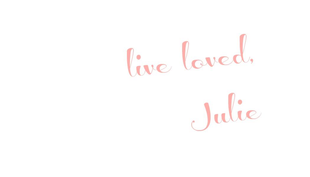 Keep living loved