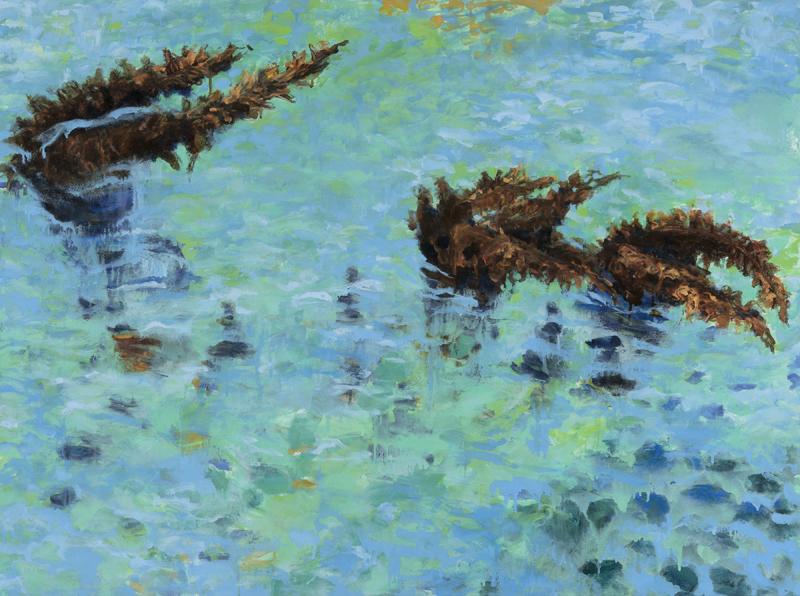 Oakland Seaweed #1