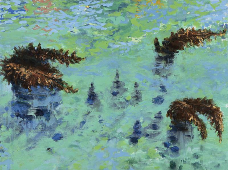 Oakland Seaweed #2