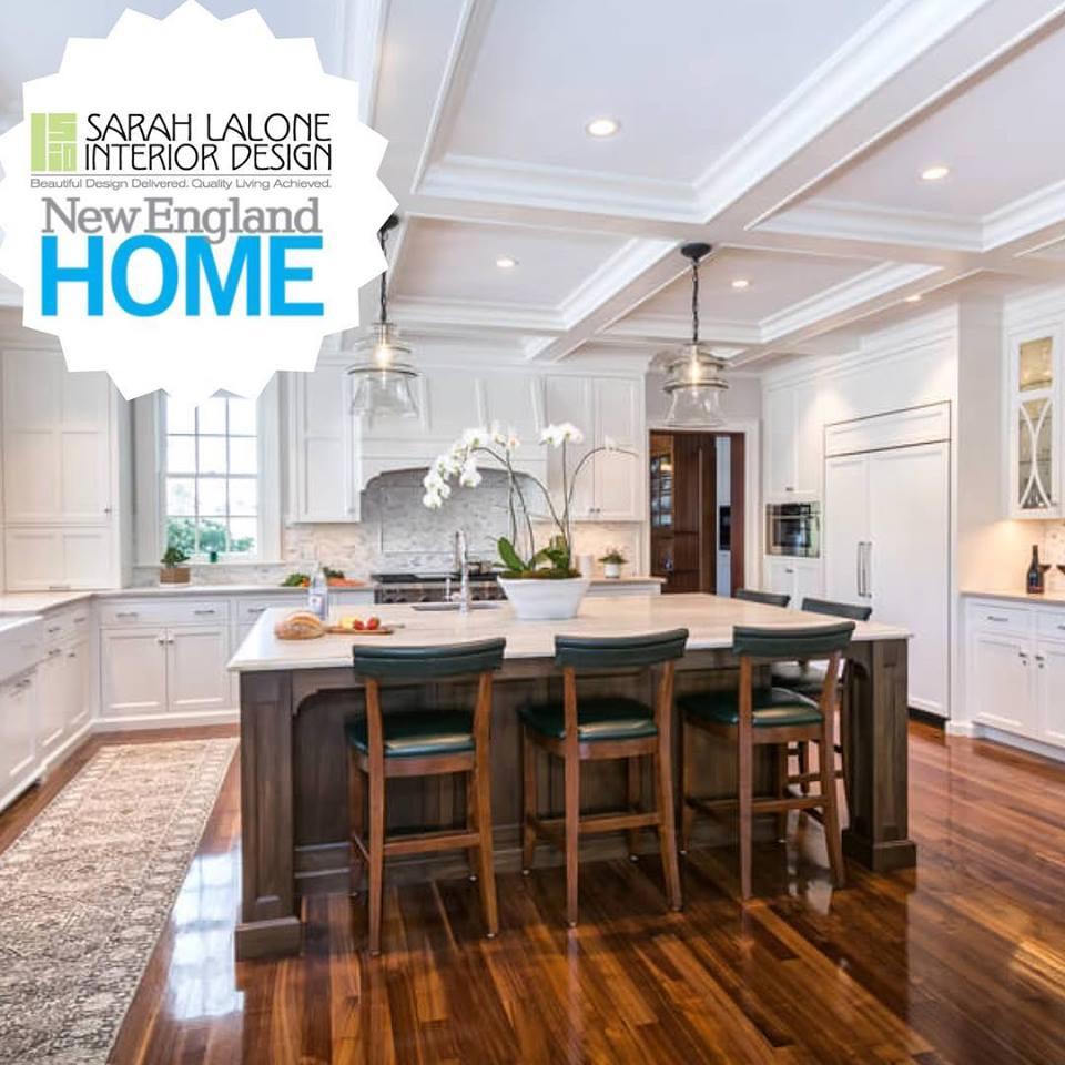 SHD marketing interior design client sarah lalone new england home magazine
