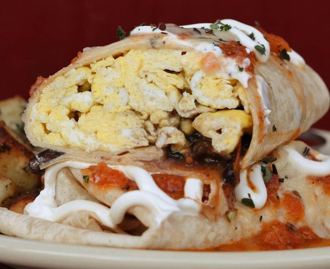 Brunch Burrito