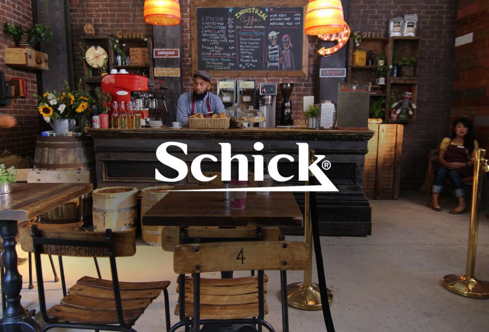 Schick Thumb