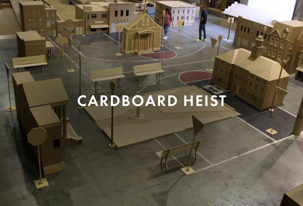 Cardboard Heist Thumb