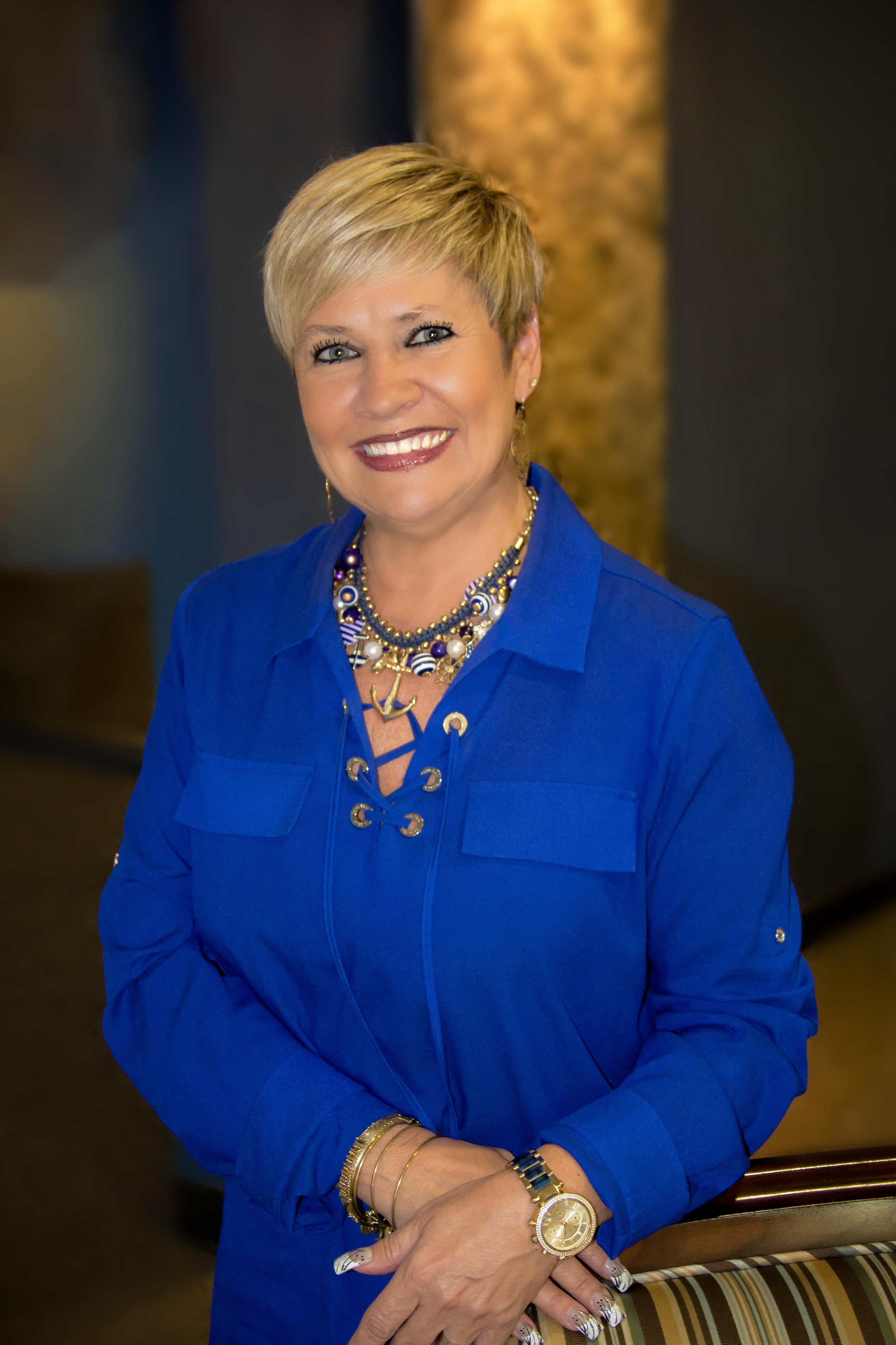 Vicki Fleming  Sandy Branch Manager