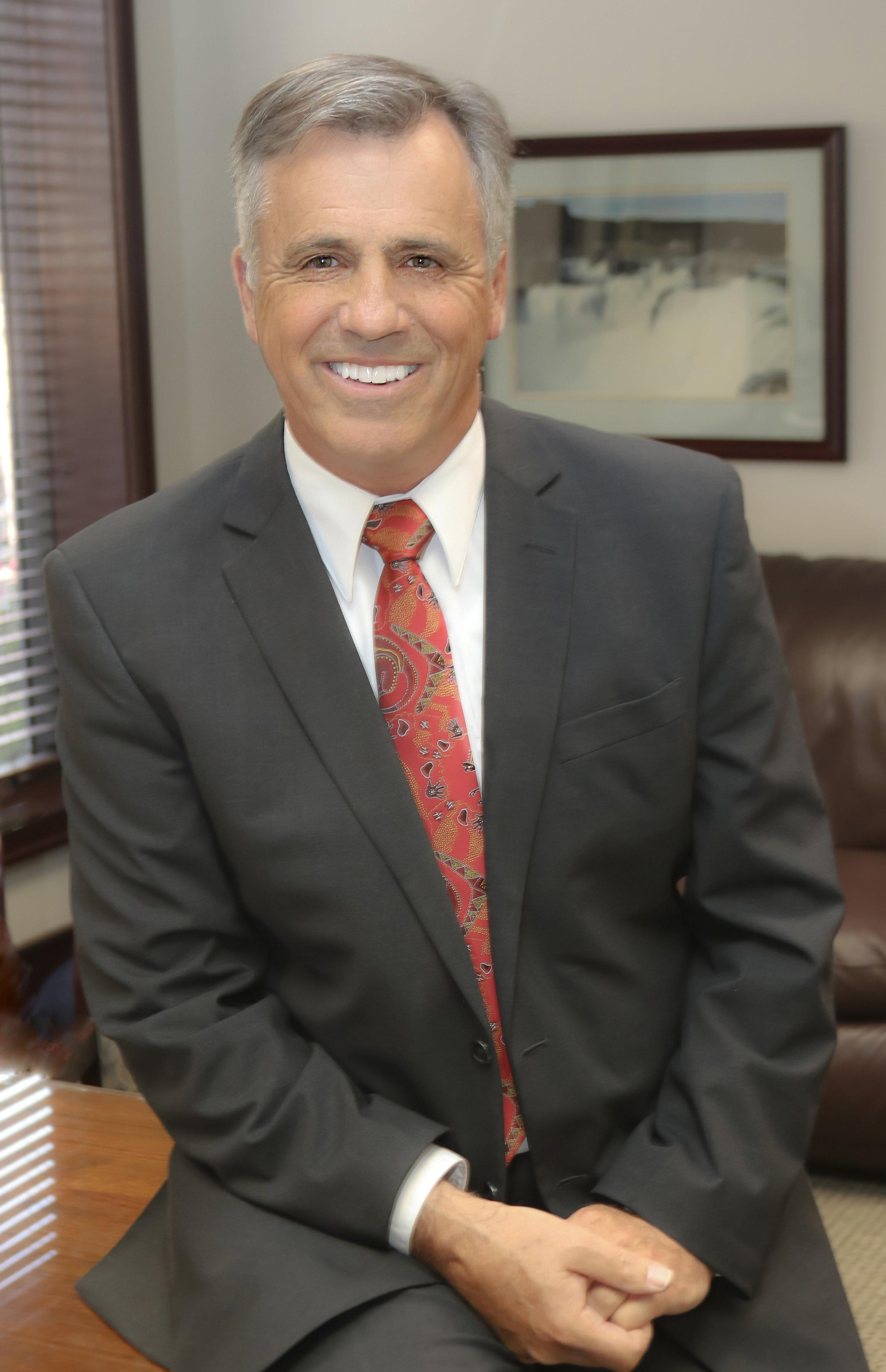Darrell Back  President Founder