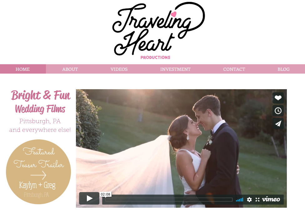 Traveling Heart Productions