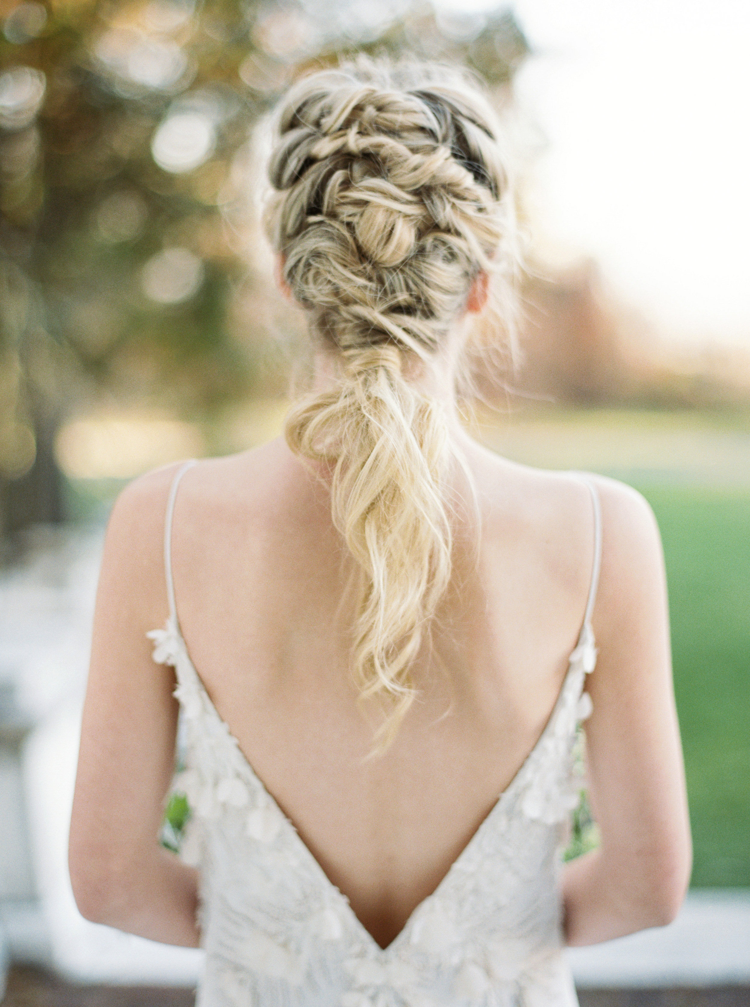 Ethereal Bridal Hair Style, Boho Hair, Blonde Hair, Updo
