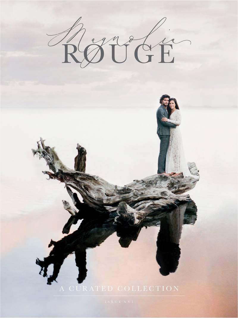 Magnolia Rouge -