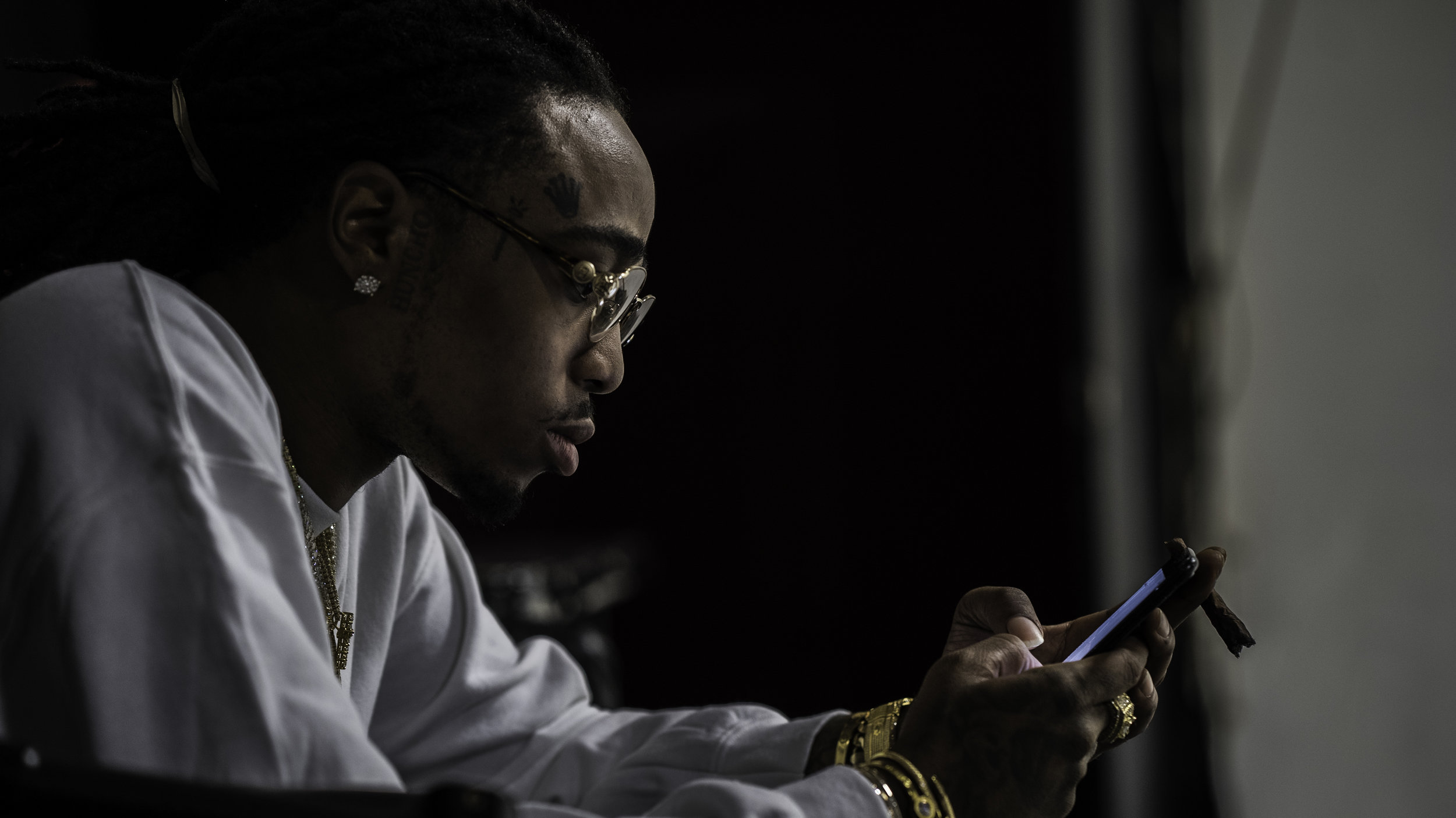 Quavo shot by Brandon Dull
