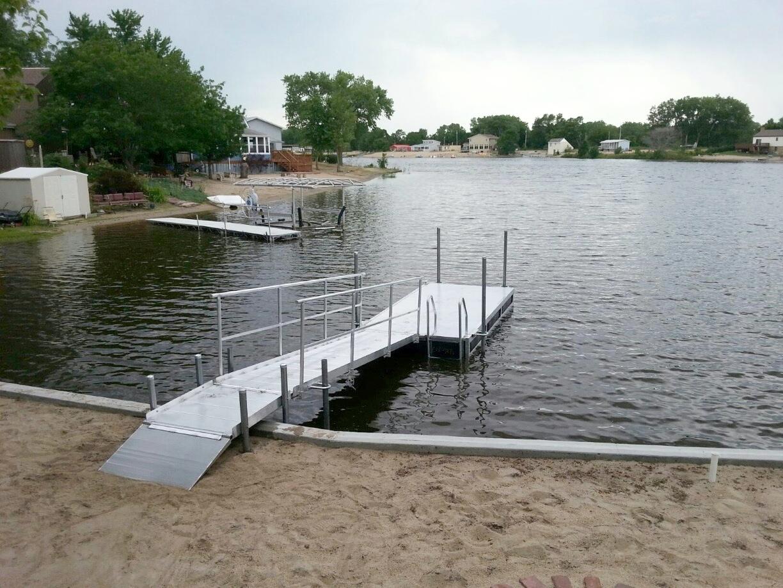 6' x 12' Dock System