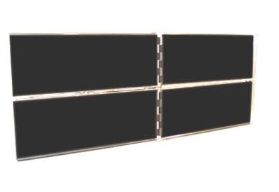 * Maximum Ramp Capacity:  400lbs. Single Axle - 800 lbs. Two Axles..
