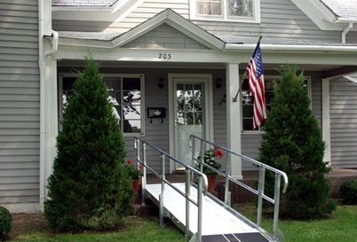 Why would you put a loved one on anything other than a safety tested ramp?  Get your loved one home after the accident sooner from the hospital. This can save thousands of dollars.  Make anyone who needs access in and out of a home or commercial location feel at ease when using one of our PVI systems.