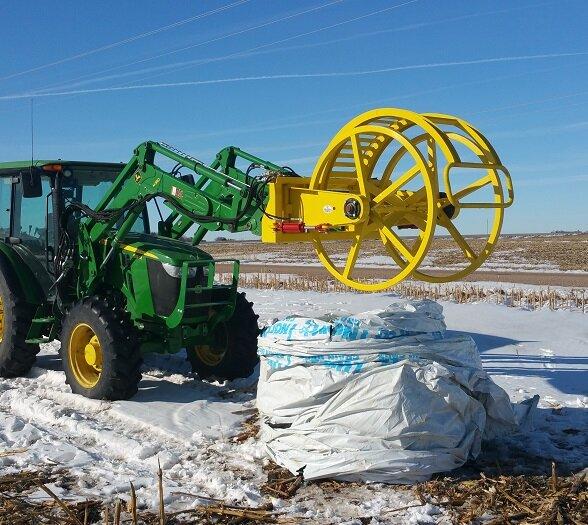 TC Machine Winder with Grain Bag Roller Attachment 2.jpg