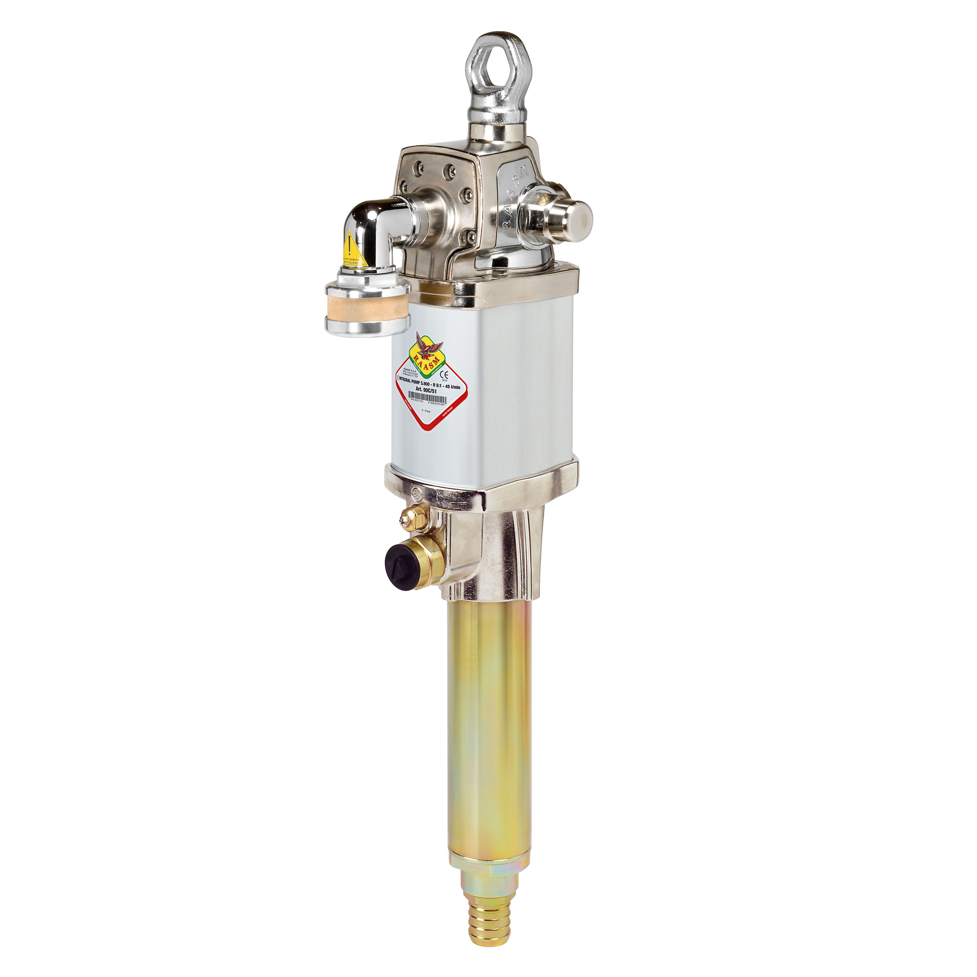 90C.71 - 7:1 Ratio, High Volume Oil Pump Stub