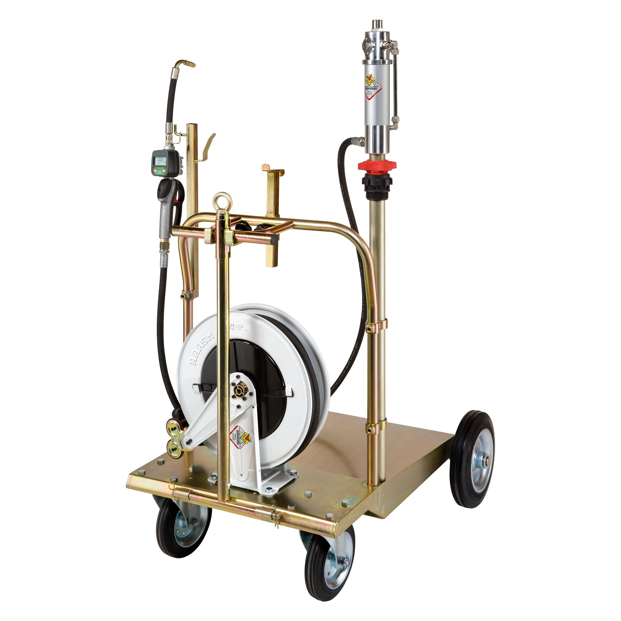 37100 - 5:1 Ratio, High Volume Super Trolley Dispensing Kit