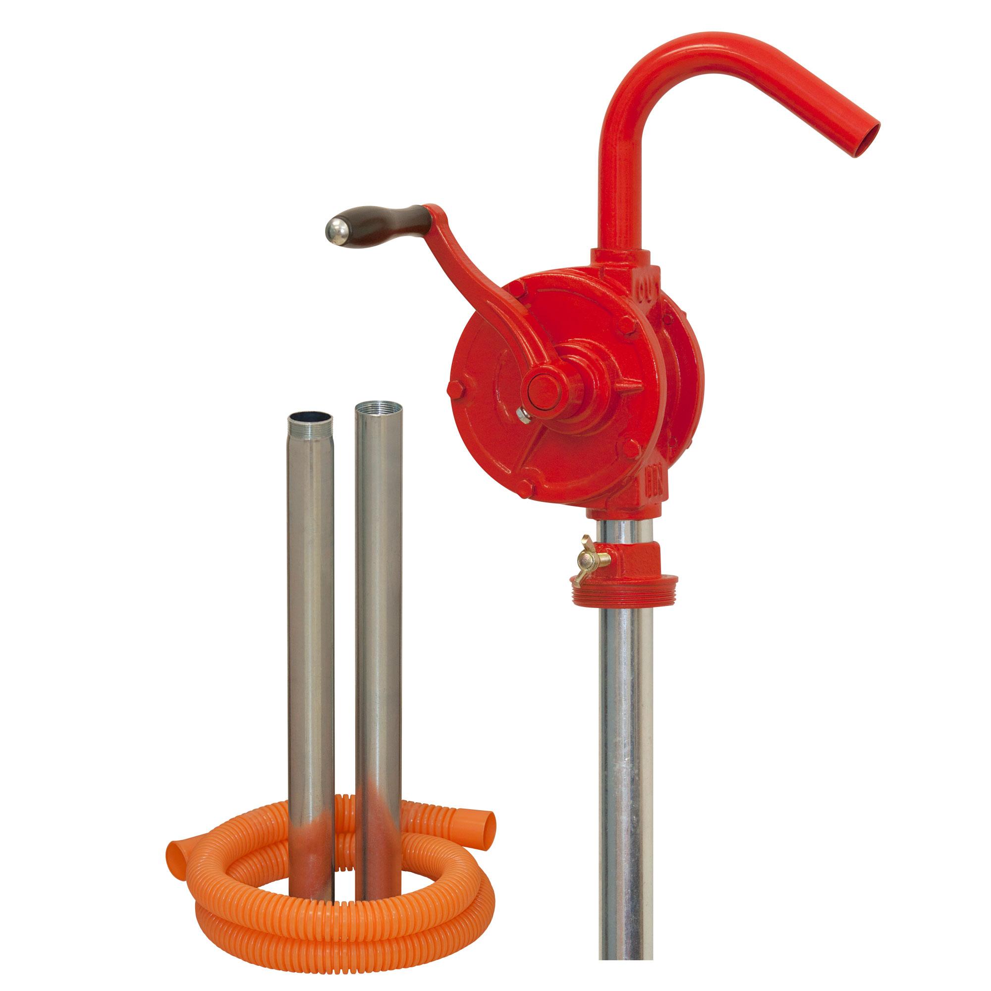 TEC60205P - Cast Iron Rotary Drum Pump