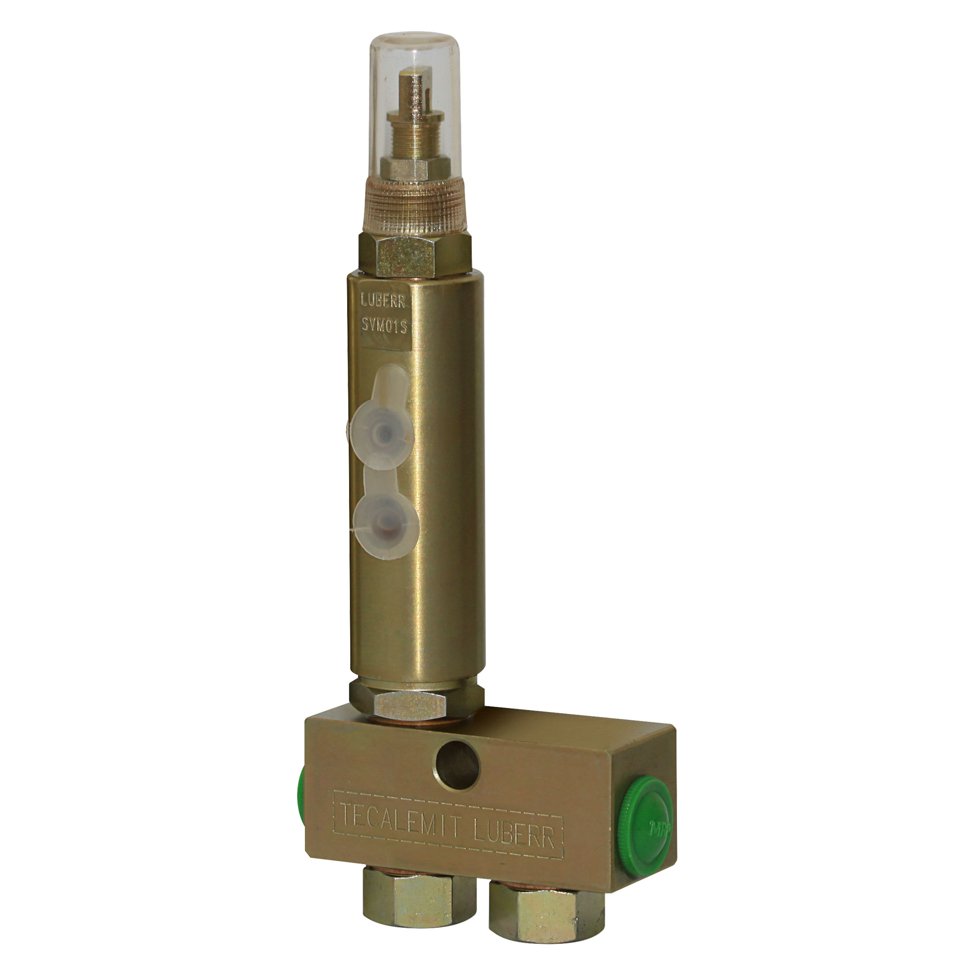 TSLI.1 - Single Line Grease Injector & Manifold Assembly