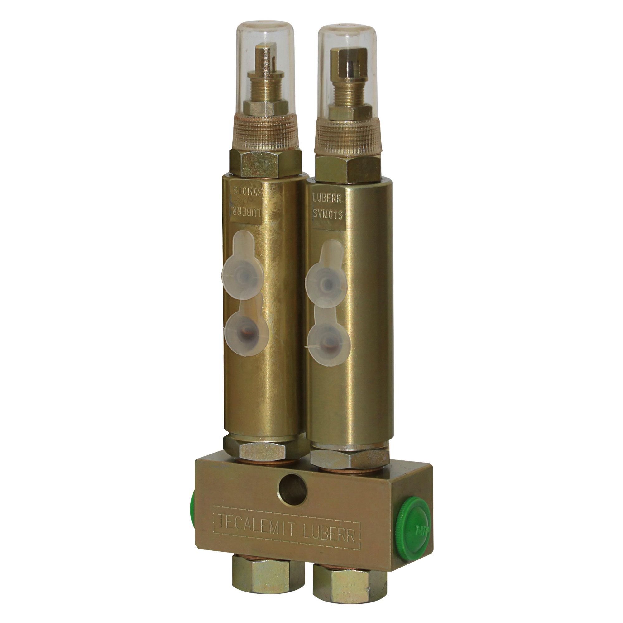 TSLI.2 - Single Line Grease Injector & Manifold Assembly