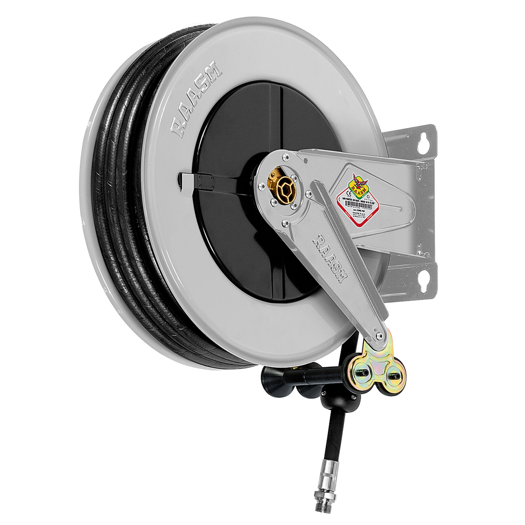 "8430.402 - 430 Series, 15m x 1/2"" Open Oil Hose Reel"