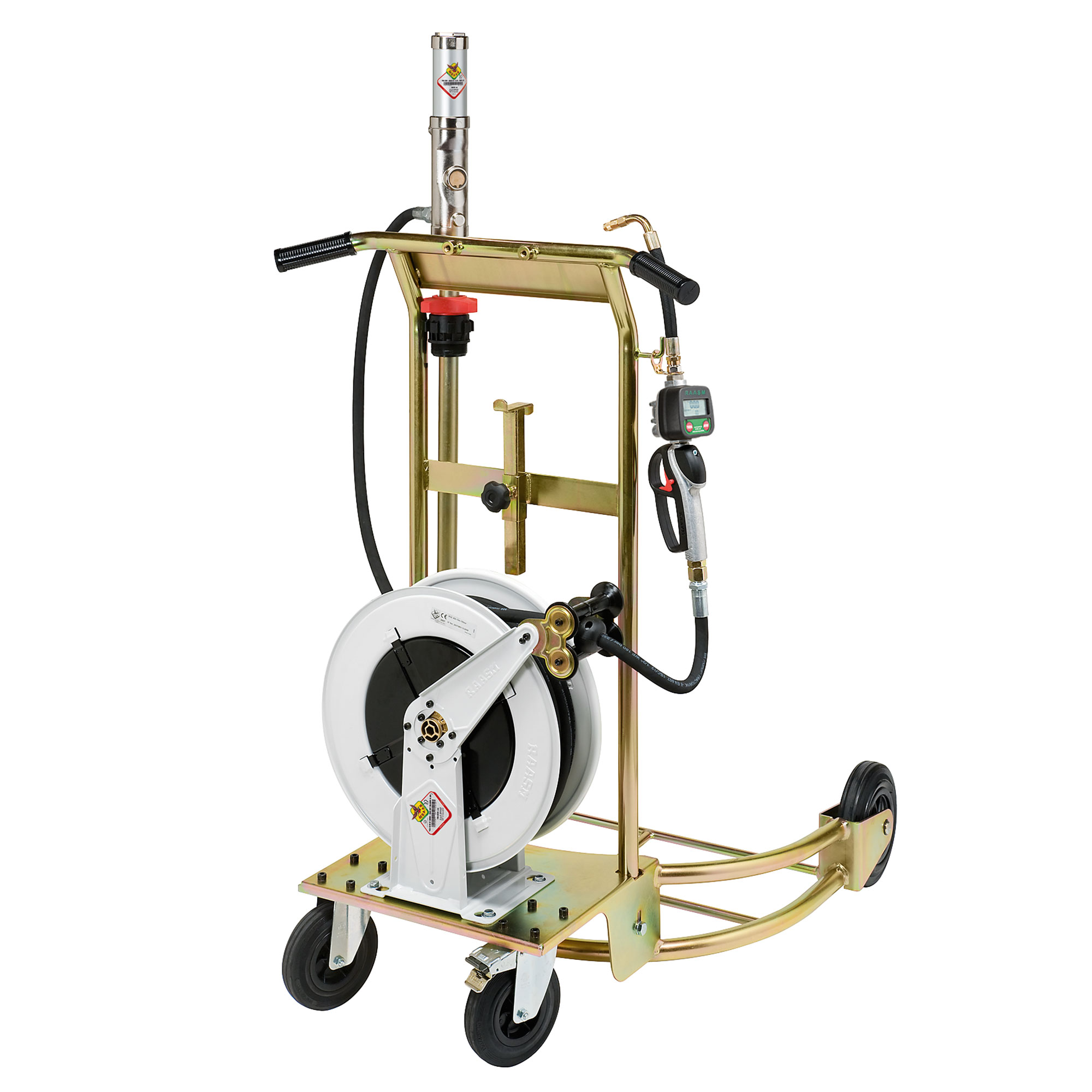 37099 - 5:1 Ratio High Volume Trolley Dispensing Kit