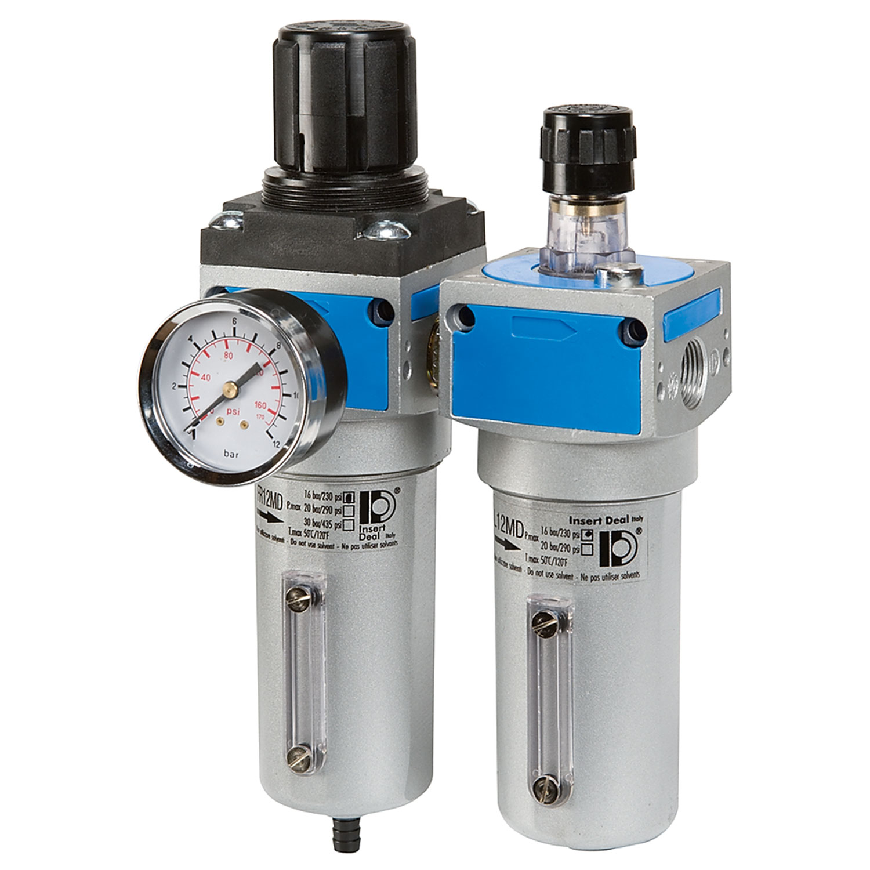 37810 - Air Pressure Regulator/Filter
