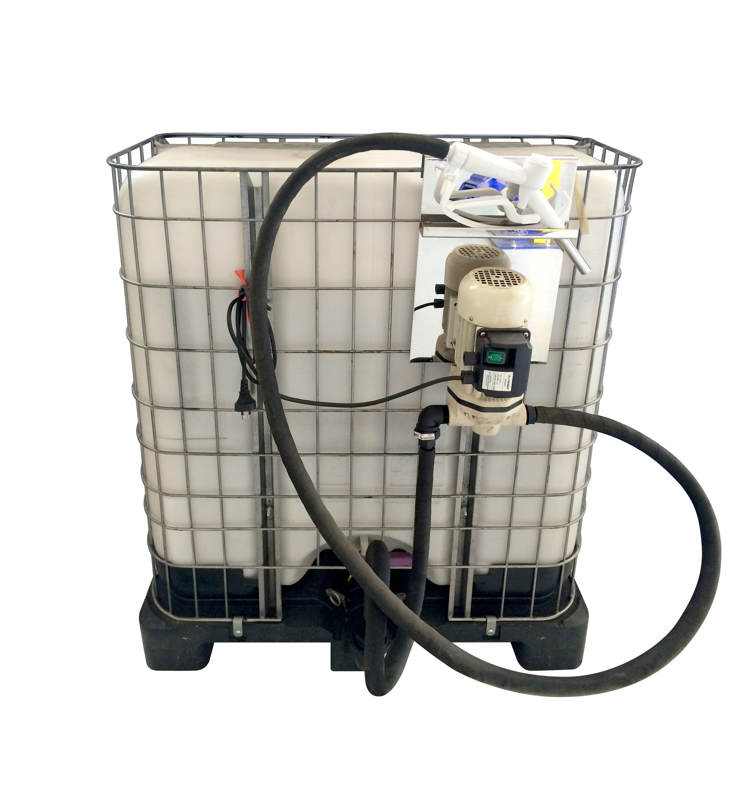 TECADBLUE.240M - Tecalemit AdBlue IBC Kit