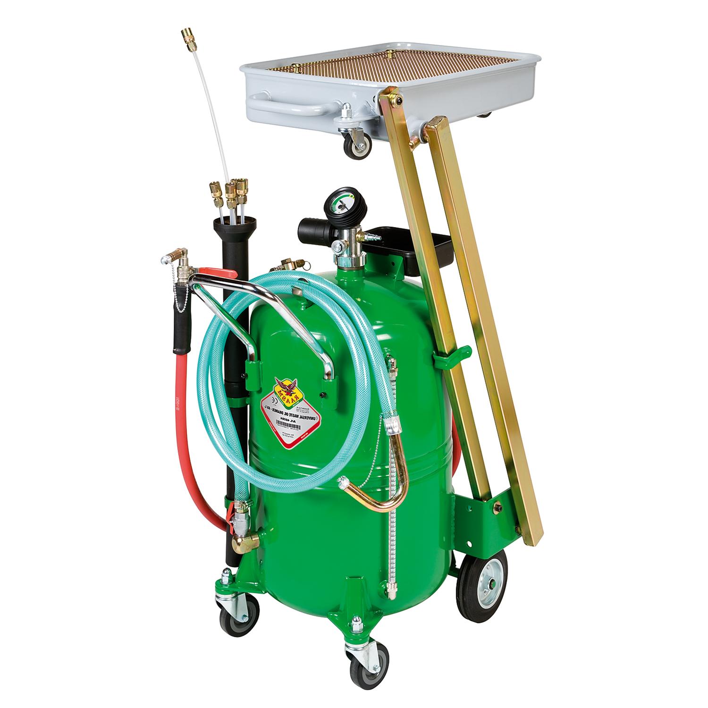 46065 - 65L Mobile Pantograph Oil Evacuator/Drainer