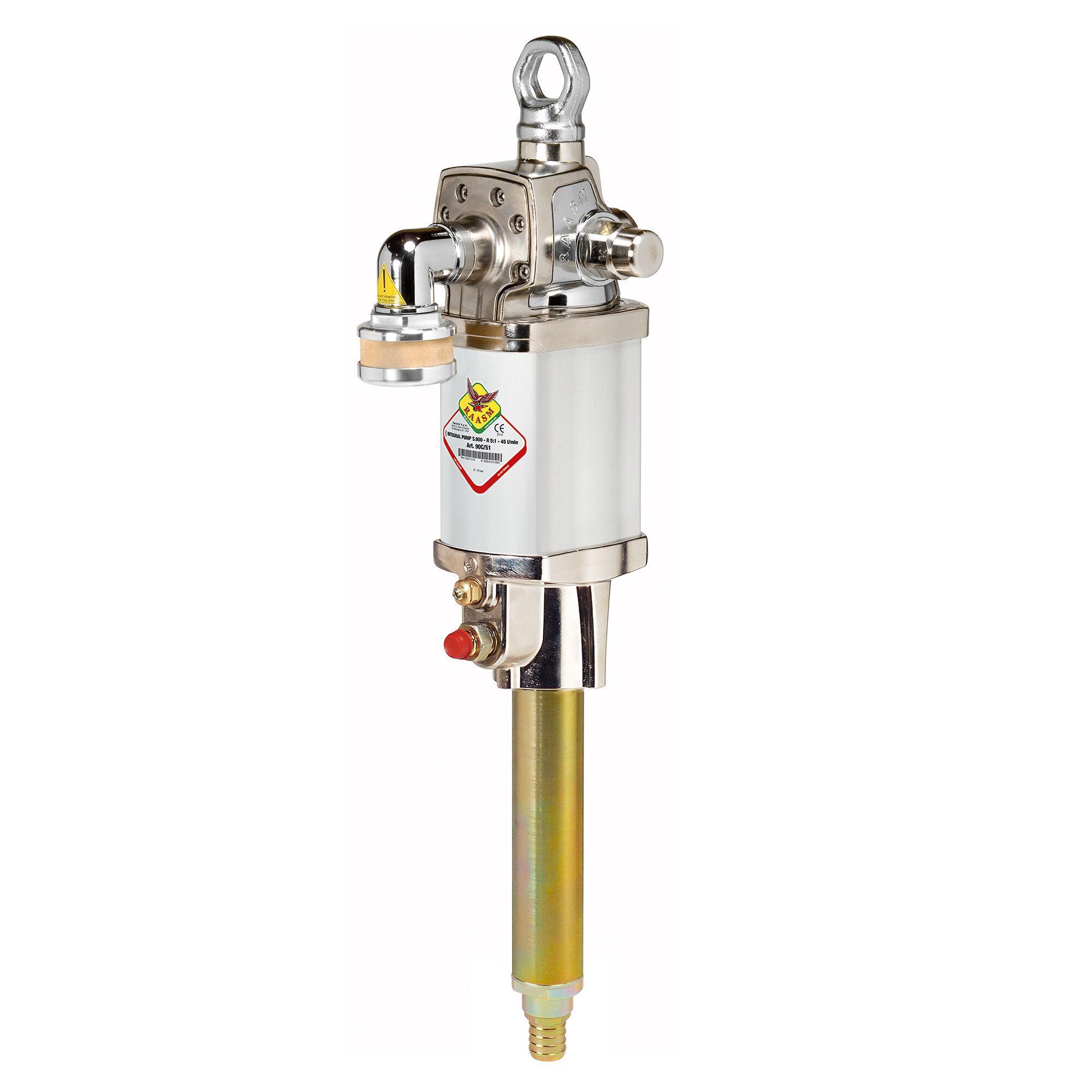 90C.111 - 11:1 Ratio, High Volume Oil Pump Stub