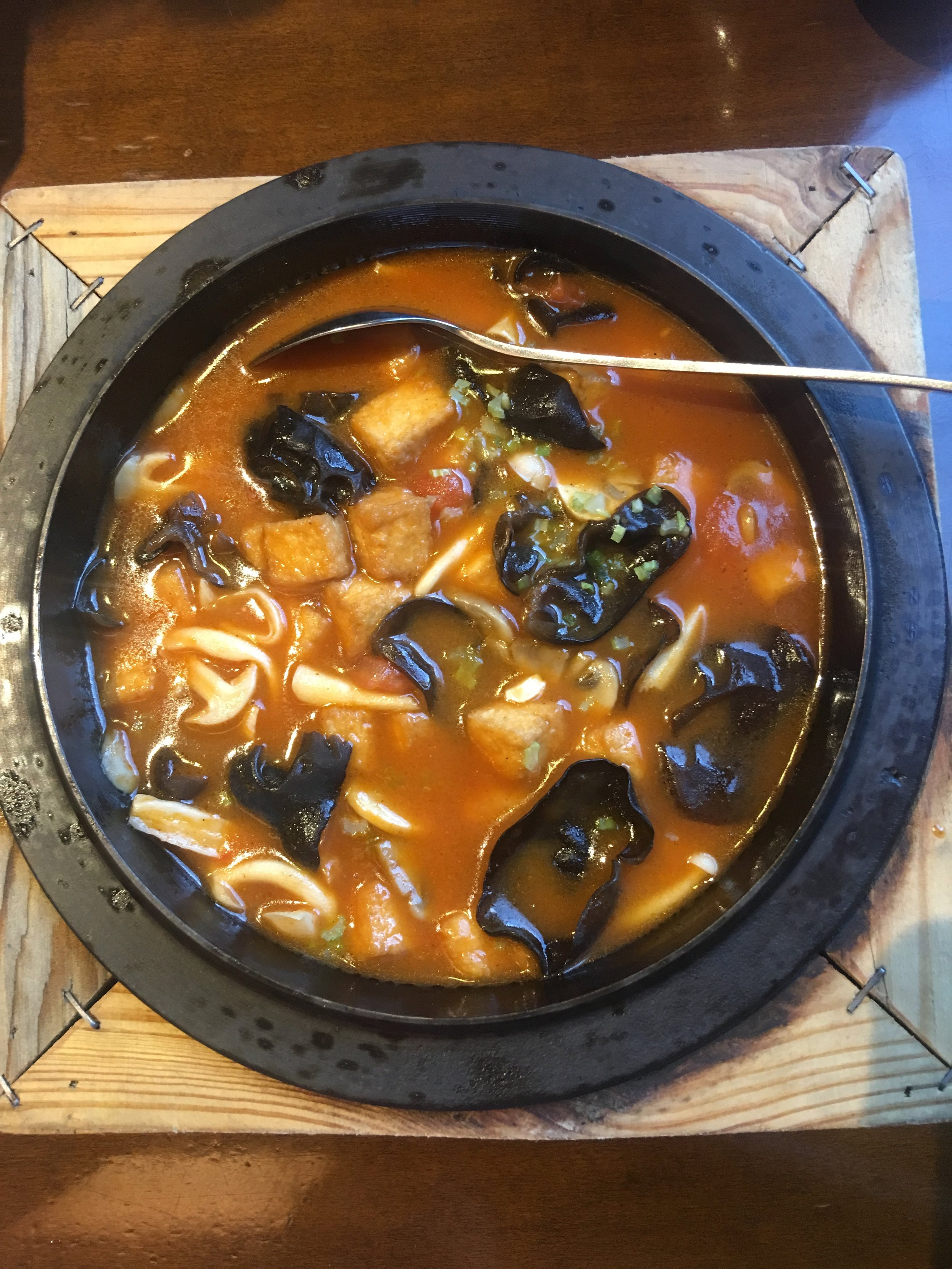 I love the consistency of Chinese curry. Can someone teach me how to make it?