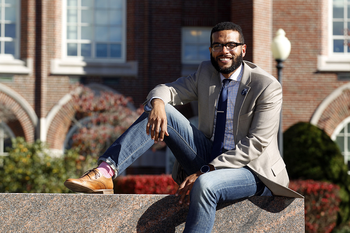 Kenneth Chabert '10 is determined to provide boys from urban settings new pathways to self-sufficiency with his Gentlemen's Retreat outreach. - See more at: http://news.providence.edu/helping-gentlemen-reach-potential-kenneth-chabert-10/#sthash.go0qniJU.dpuf
