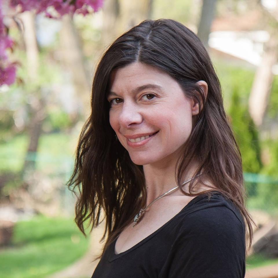 Nikki Cook, yoga teacher & amazing human