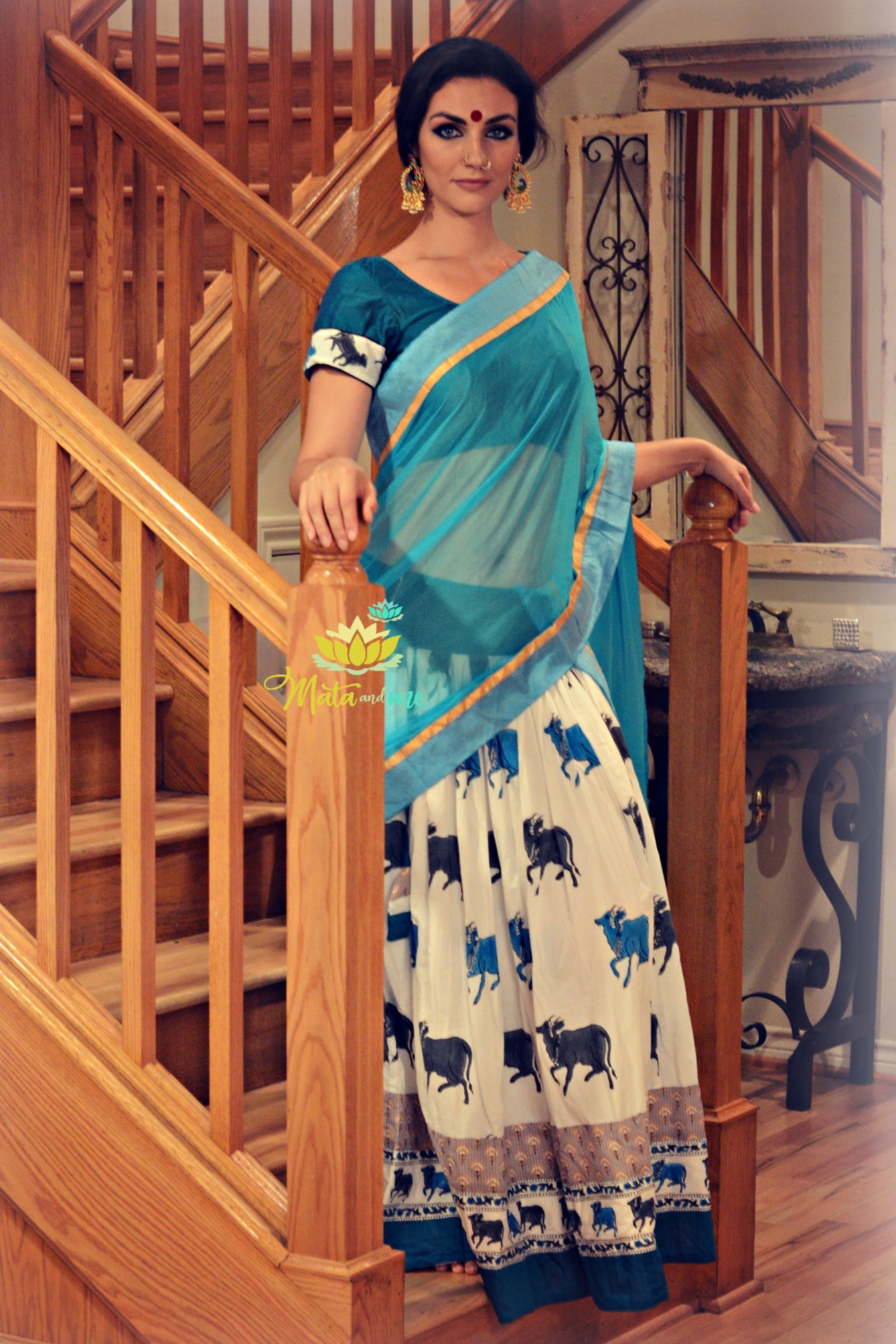 Gopi Skirts - Elegance and sustainability. Our Gopi Skirts are made with eco-friendly fabrics and designed with care and attention to detail.