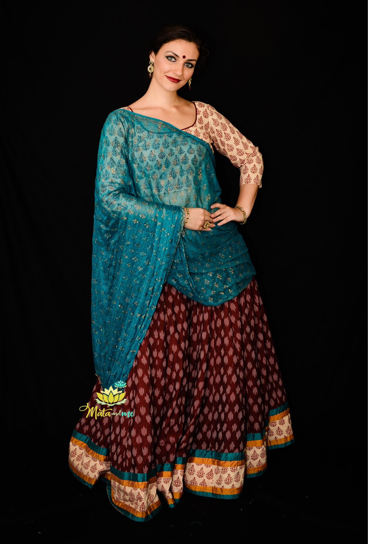 Gopi Skirts - Elegance and sustainability.