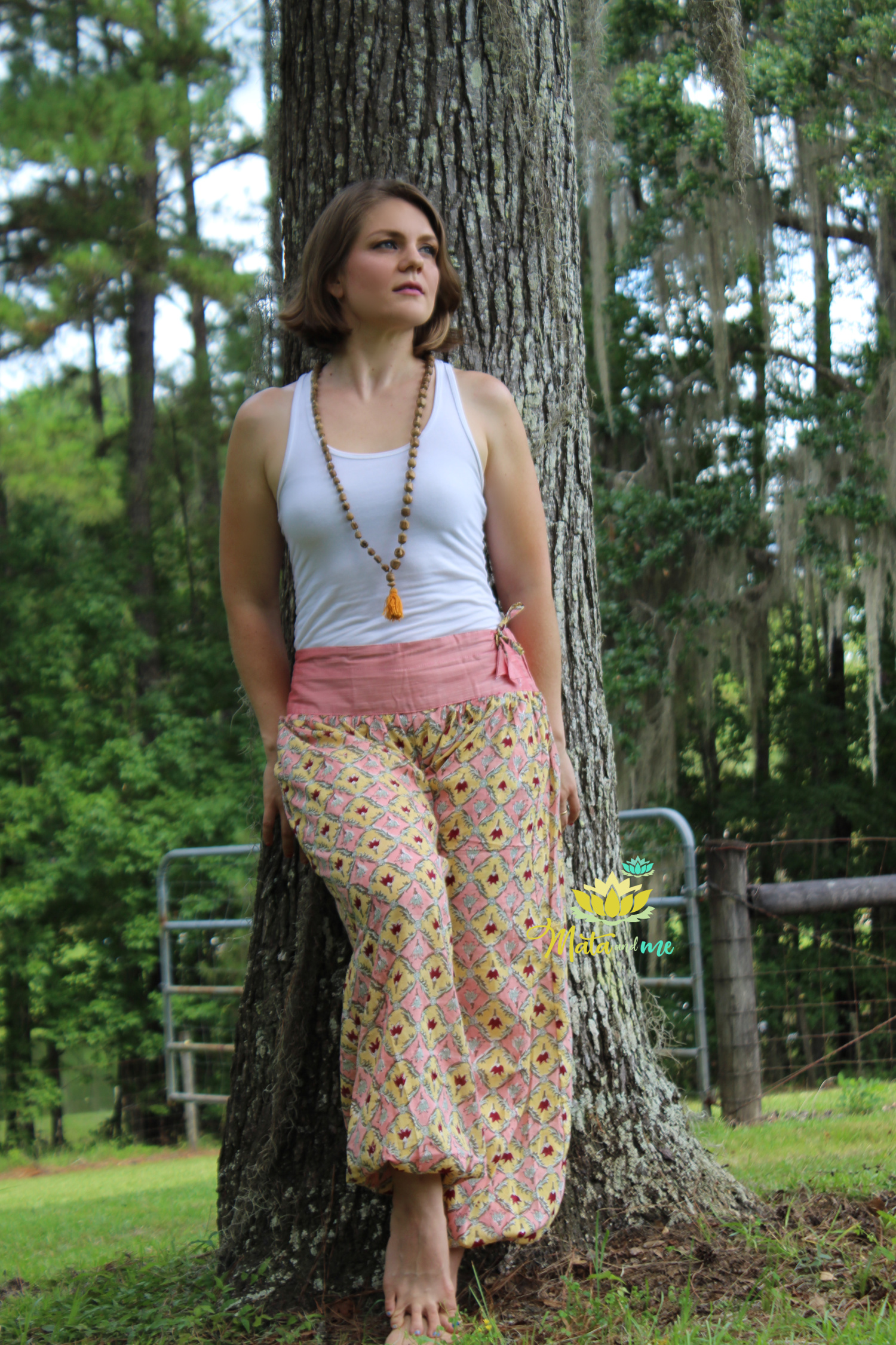 Yogini Collection - Casual for a modern day yogini.