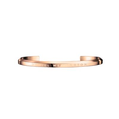 Daniel Wellington Rose Gold Cuff - $89.00