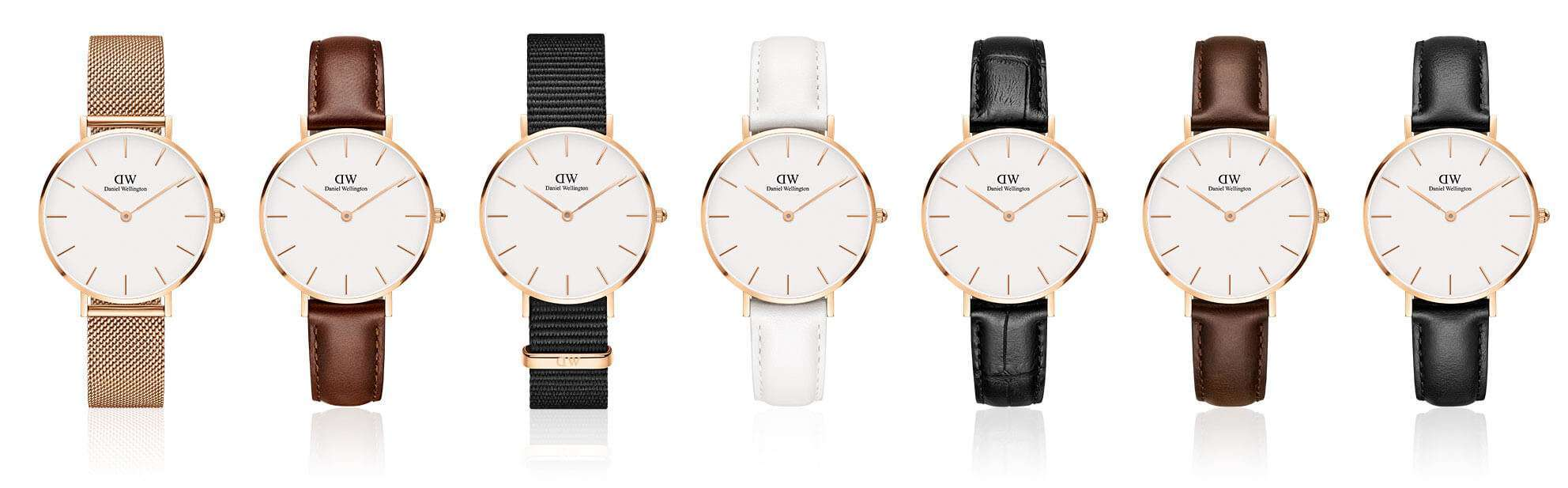 Classic Ladies and Gents - Daniel Wellington