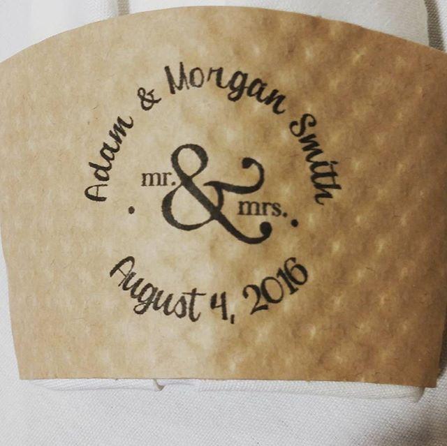 We're so excited to celebrate with Morgan and Adam!  #weddingdjs #cobblestonefarm #cobblestonefarmwedding #radiantreceptions #smittenwithsmith