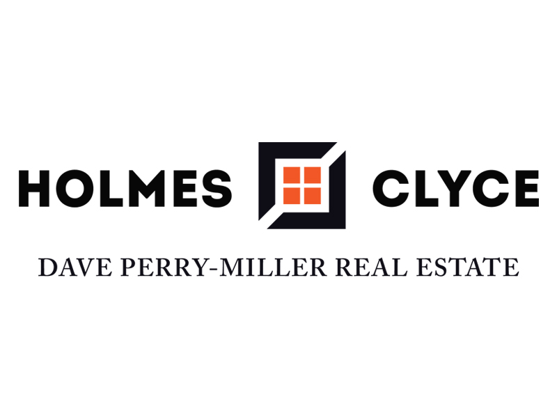 FESTIVAL HALL SPONSOR  Eric Holmes Dave Perry-Miller Real Estate  www.HolmesClyce.com