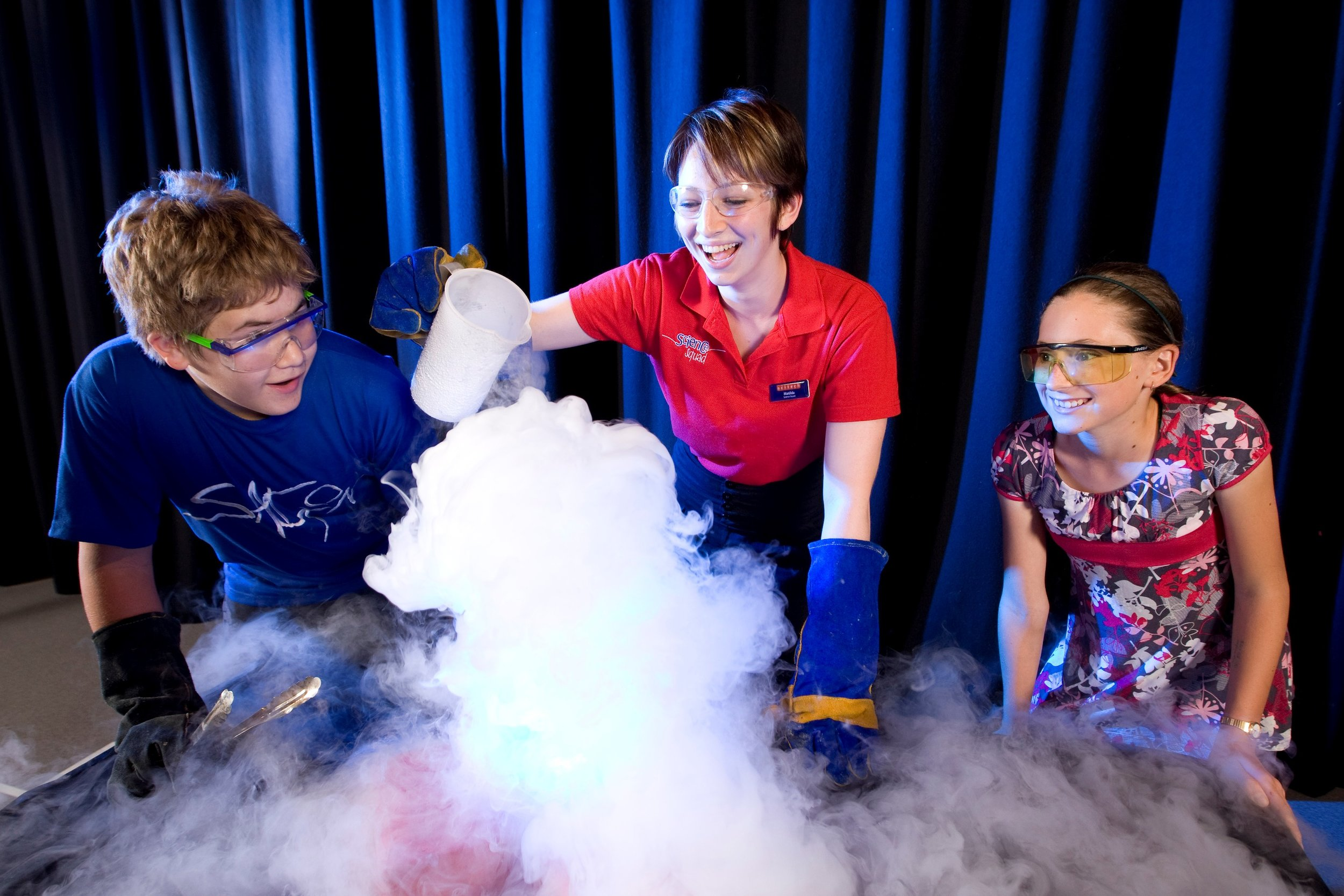Scitech in Perth isn't just for a rainy day!