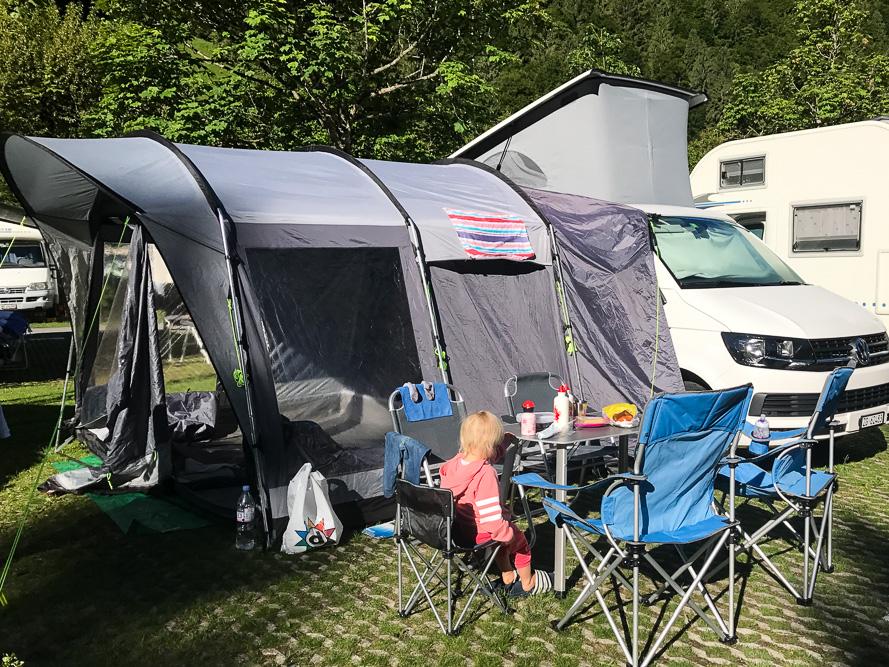 VW California Beach Review — Switzerland with kids | Swiss Family Travel