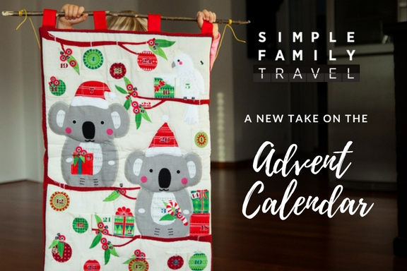 A new take on the advent calendar