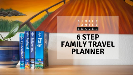 Simple Family Travel Planner