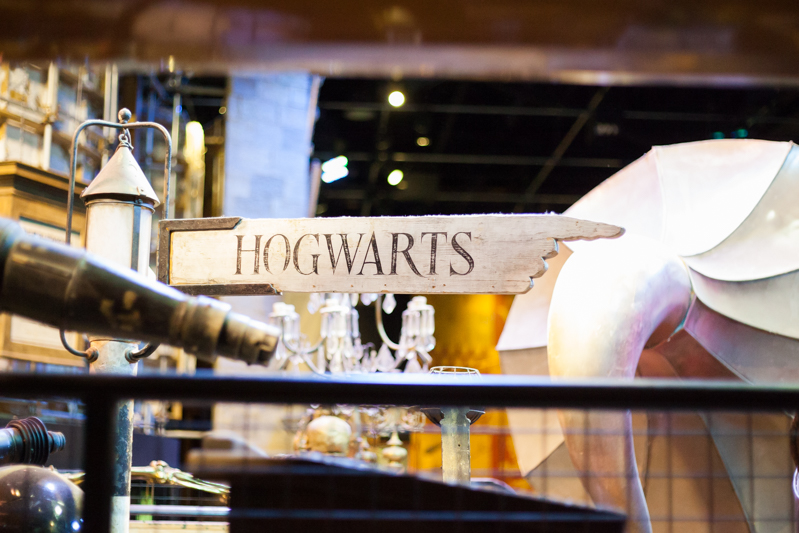 Let's go to Hogwarts! But kids, you have to pay for it yourself!